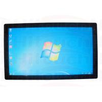 In wall touch screen monitor