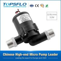 Quality TOPSFLO TS5 Excellent Solar DC Hot Water Circulating Pump Solar Water Pump for sale