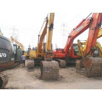 China 2012 used excavator komatsu   PC200-8 Crawler excavator for sale on sale