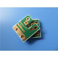 Quality Bicheng PCB Built On RO4350B With Immersion Gold and green soldermask color for sale