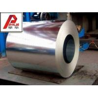 Quality Hot Dipped Galvanized Steel Coils , Galvalume coil  0.3mm - 3.5mm Thickness For roofing for sale