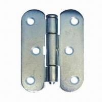 Quality Symmetrical hinge/iron hinge, made of steel, coated finished for sale