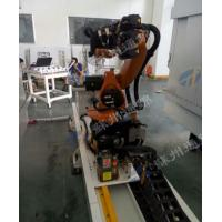 Quality High Rigidity Stacking  Robot Rail System With Organ Shield Customized Accessories for sale