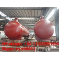China famous leading buried lpg tanker for sale, factory direct sale best price underground propane gas storage tank
