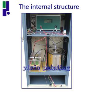 Car Interior Electrostatic Flocking Machine External Type Static Pressure