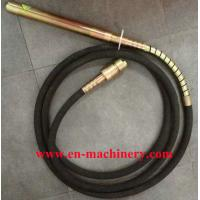 Quality Concrete vibrator needle concrete vibrator hose poker vibrator original manufacture for sale