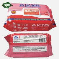 Buy cheap Medical cleaning wet wipe product