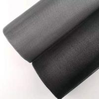 China Black 18*14 0.33mm Charcoal Fiberglass Insect Mesh For Pool And Patio on sale