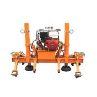 China YQB-6 Hydraulic Track Lifting and Lining Machine for railway project and turnout on sale