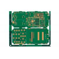 Quality Double Sided PCBA Electronic PCB Design, SMT PCB Production &94V0 PCBA Assembly Required for sale