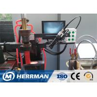 China Automatic Argon Arc Welding Machine For HV Cable Metal Sheathing Pipe Armoring on sale