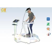Buy cheap Excting Theme Park VR Simulator Games Adjustable Vibration Frequency from wholesalers