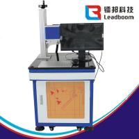 Buy cheap Leadboom Stable CO2 Laser Marking Machine Glass Batch Coding Machine Air Cooling product