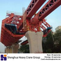 Quality Famous manufacturer trussed overhead Interchange movable scaffolding system used in bridge construction for sale