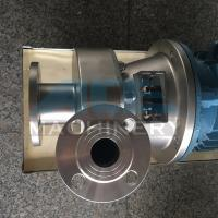 Quality Stainless Steel Sanitary Negative pressure Pump and self-priming Pump with ABB motor 380V 50HZ 1.5KW for sale