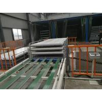 Quality Fiber Cement Board And Magnesium Oxide Board Production Line Fast Running for sale