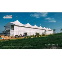 Buy cheap High Peak  Double Decker Tents With ABS Hard Wall And Luxury Decoration For High Class Events from wholesalers
