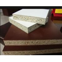 Buy cheap E0/E1/E2 grade 8mm/9mm/12mm/16mm/17mm/35mm/36mm plain/melamine particle board from wholesalers