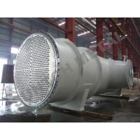 Buy cheap S31603 / 316L Stainless Steel Shell and Tube Condenser for MDI product