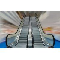 Quality High Adhesion Escalator Handrail Fabric Brown Color Polyester / Nylon Material for sale
