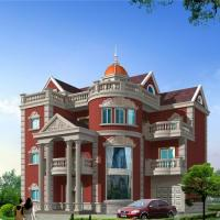 China AZ150 Galvanized Coils Light Steel Frame House For Residence 2 - 3 Floors on sale