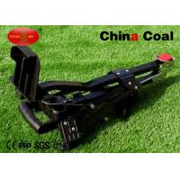China Black Logistics Equipment Remote Control Golf Trolley With Aluminum Frame on sale