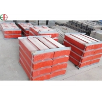Quality KmTBCr12 HRC63 High Chrome Stone Crusher Jaw Plate fine casting for sale