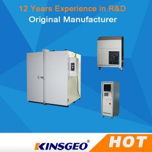 Buy cheap Electric Car Lithium Ion Storage Battery Testing Machine Short Circuit Tester KJX-306 product