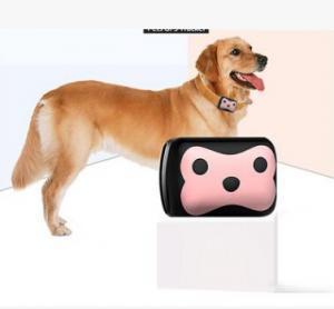 China GPS Pet Tracker Waterproof Real Time Mini tracker Collar on sale