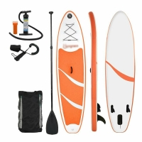 Quality Orange 300X76X15cm Men'S Paddle Board With Backpack for sale