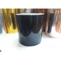 China Gold Mirror Reflective Aluminum Sheet Polished High Temperature Resistance on sale