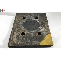 Quality 63RHC Cast Iron Casting Chocky Bar Laminated Wear Buttons and Wear Plate Wear Bars Blocks for sale