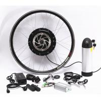 Quality Lightweight Electric Assist Bicycle Conversion Kit Physical Strength Saving for sale