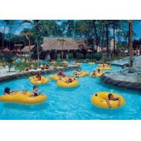 Quality Hotels Commercial Lazy River Water Park Custom Style For Outdoor Family Spray for sale