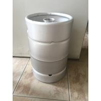 Quality US Standard 10 Litre Keg For Hand Craft Beer With Twice Welding Neck for sale