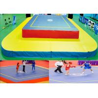 Buy cheap Durable Wushu Platform Gymnastics Training Mats Competition Sanda Mat from wholesalers