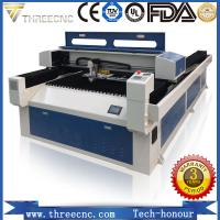 China Promotion red season. stainless steel laser cutting machine TL2513-280W . THREECNC on sale