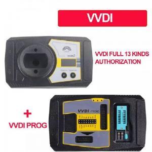 China Original Xhorse VVDI2 Commander Key Programmer Plus VVDI PROG Programmer Free Shipping by DHL on sale