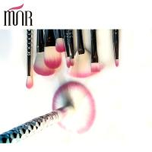 Buy cheap Multi Purpose Rainbow Professional Makeup Brush Kit Plating Colorful Handle product