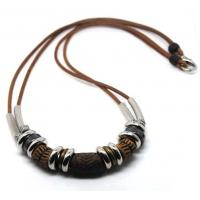 Handmade Men's Leather Necklaces