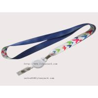 Quality Personalized Printed Badge Funny Lanyards for sale