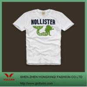 200gsm, 100%cotton White T Shirt Design