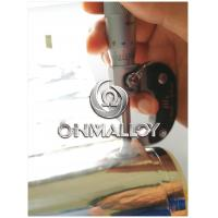 Buy cheap Ohmalloy4J29 Kovar strip 0.2mm thickness for product Metal-glass case product