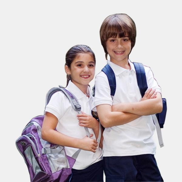 Buy free sample fashion design kids t- shirt cotton plain white polo t-shirt wholesale boutique clothing at wholesale prices
