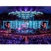 Buy cheap HD Outdoor Rental P10 Stage Led Screens High Definition Led Stage Display from wholesalers