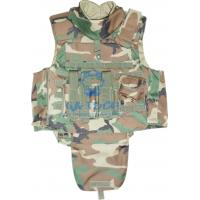China bulletproof body armor jacket clothing with pocket plate carrier for level iv ballistic plates on sale