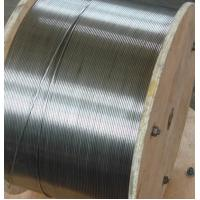 Quality Alloy 2205 S32205 Capillary Coiled Steel Tubing Seam Welded / Bright Annealed for sale