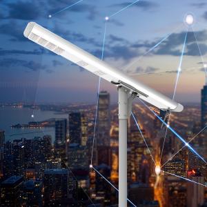 Buy cheap Smart 120W Motion Sensor Led Street Light , 8000 Lumen Solar Light Street Lamp from wholesalers