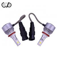 China High Brightness H11 LED Headlight Conversion Kit Car Pure Beam 50000 Hours Life on sale