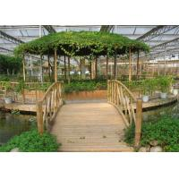 Quality Easy Installation Ecological Greenhouse Custom Span Width For Agricultural Planting for sale